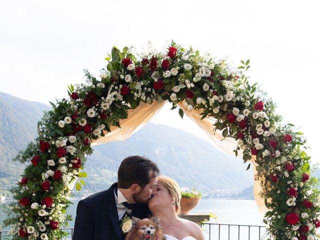 Il matrimonio di Francesco e Chiara a Monte Isola, Brescia 41