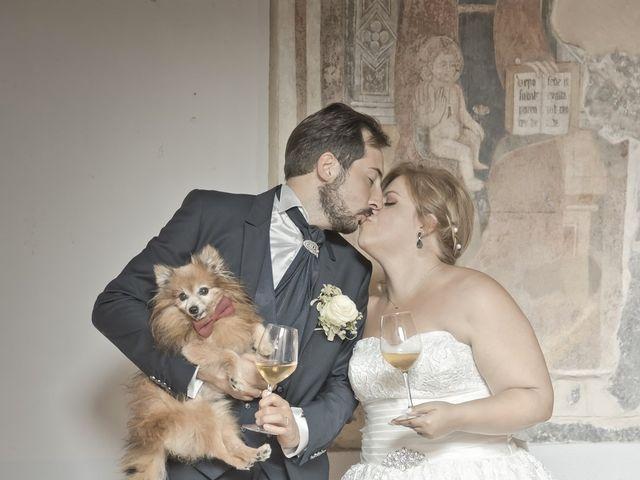 Il matrimonio di Francesco e Chiara a Monte Isola, Brescia 43