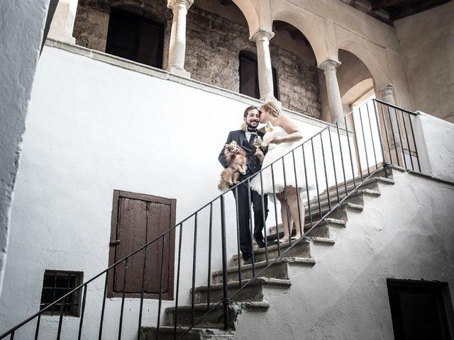 Il matrimonio di Francesco e Chiara a Monte Isola, Brescia 44