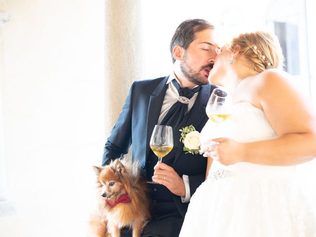 Il matrimonio di Francesco e Chiara a Monte Isola, Brescia 45
