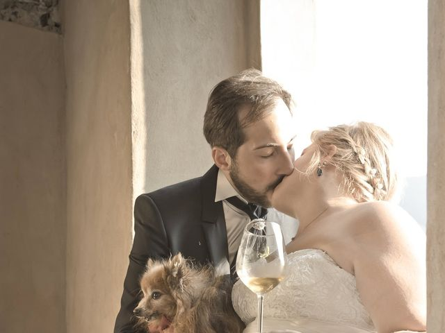 Il matrimonio di Francesco e Chiara a Monte Isola, Brescia 47