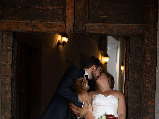 Il matrimonio di Francesco e Chiara a Monte Isola, Brescia 49