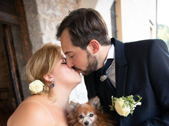Il matrimonio di Francesco e Chiara a Monte Isola, Brescia 51