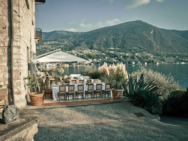 Il matrimonio di Francesco e Chiara a Monte Isola, Brescia 53