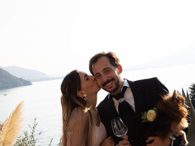 Il matrimonio di Francesco e Chiara a Monte Isola, Brescia 55
