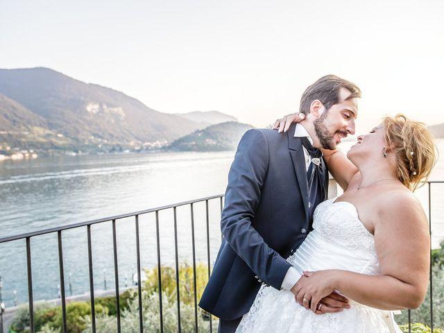Il matrimonio di Francesco e Chiara a Monte Isola, Brescia 61