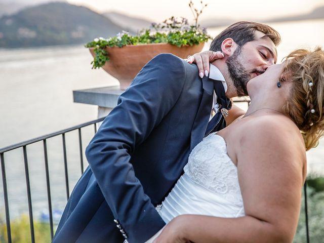 Il matrimonio di Francesco e Chiara a Monte Isola, Brescia 62