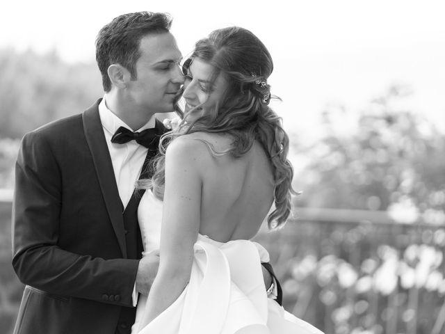 Le nozze di Rita e Carmine