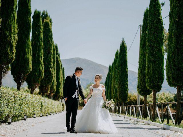 Il matrimonio di Rosaria e Carmine a Cellole, Caserta 2