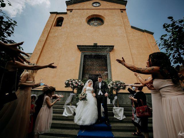 Il matrimonio di Rosaria e Carmine a Cellole, Caserta 20