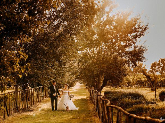 Il matrimonio di Rosaria e Carmine a Cellole, Caserta 27