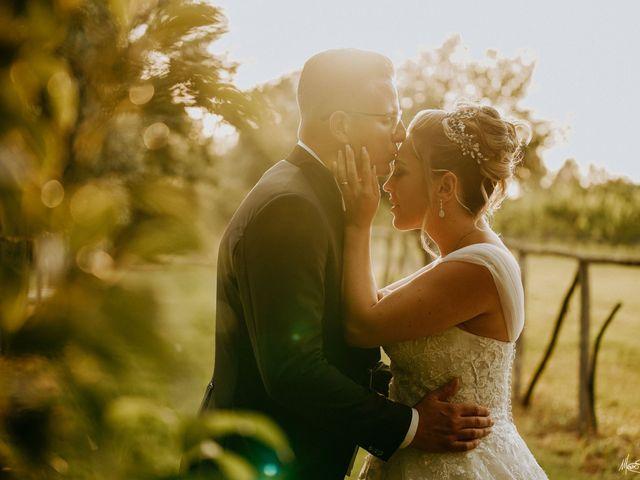 Le nozze di Carmine e Rosaria