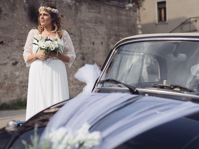 Il matrimonio di Stefano e Sara a Negrar, Verona 18