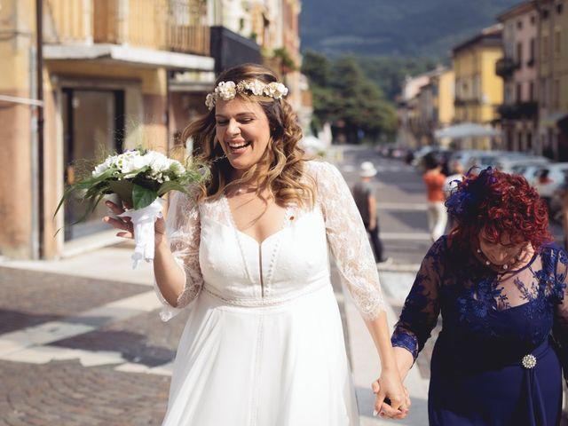 Il matrimonio di Stefano e Sara a Negrar, Verona 19