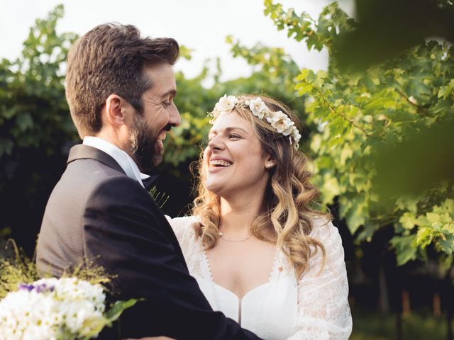 Il matrimonio di Stefano e Sara a Negrar, Verona 35