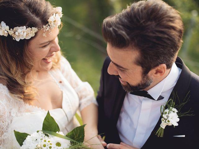Il matrimonio di Stefano e Sara a Negrar, Verona 37