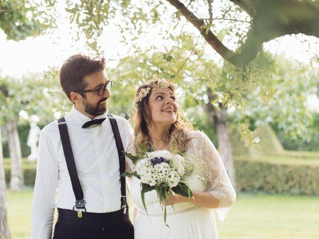 Il matrimonio di Stefano e Sara a Negrar, Verona 41