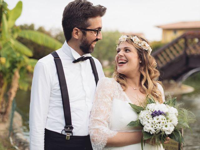 Il matrimonio di Stefano e Sara a Negrar, Verona 43