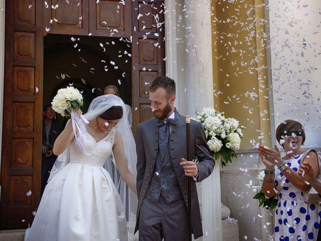 Il matrimonio di Angela e Aldo a Apricena, Foggia 17