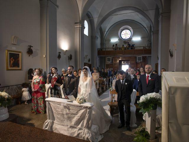 Il matrimonio di Angela e Aldo a Apricena, Foggia 28
