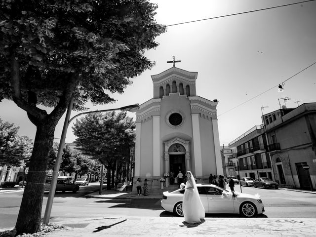 Il matrimonio di Angela e Aldo a Apricena, Foggia 31