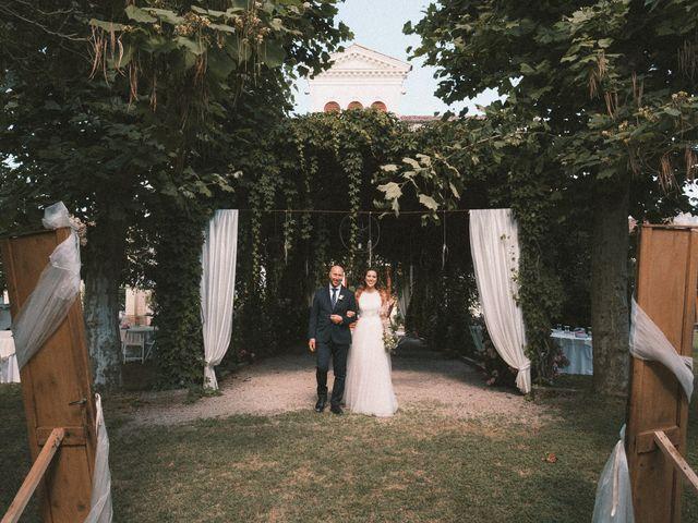 Il matrimonio di Massimiliano e Chiara a Vigonovo, Venezia 22