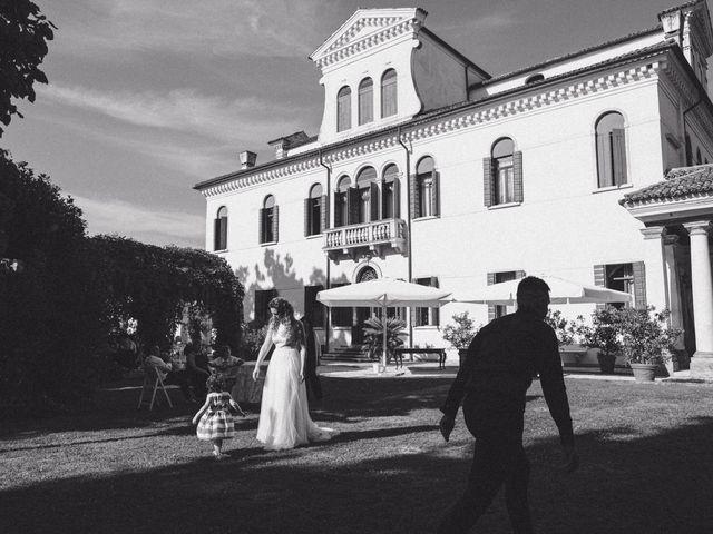 Il matrimonio di Massimiliano e Chiara a Vigonovo, Venezia 48