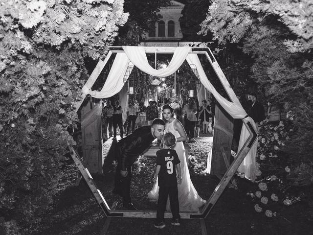 Il matrimonio di Massimiliano e Chiara a Vigonovo, Venezia 81