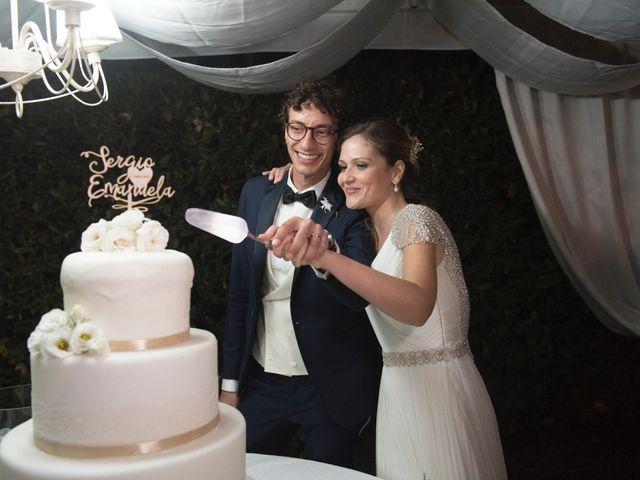 le nozze di Emanuela e Sergio