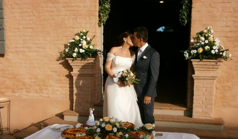 Il matrimonio di Michele e Michela a Castello d'Argile, Bologna