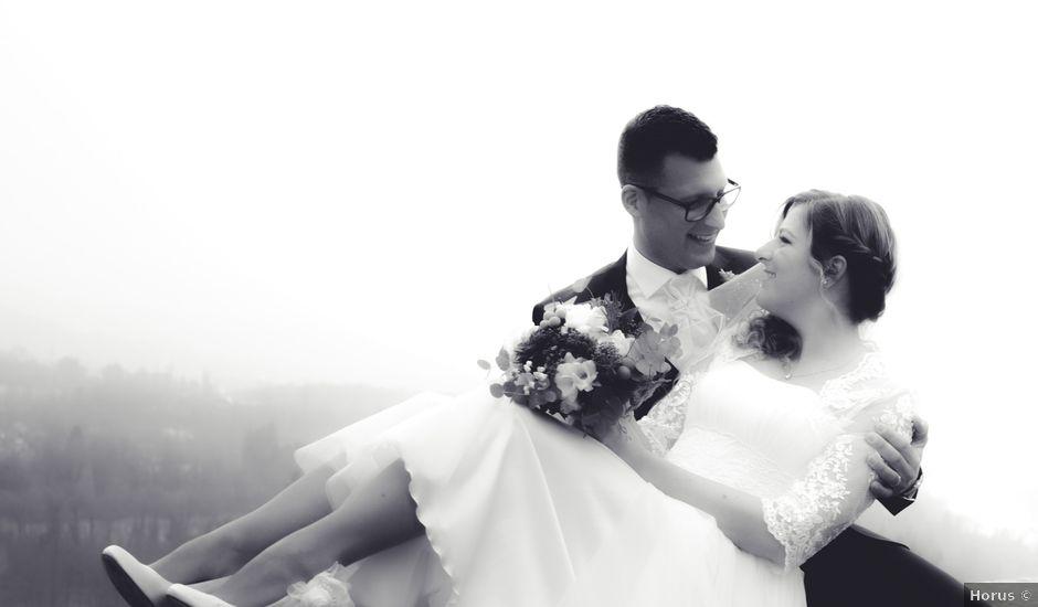Il matrimonio di Gabriele e Veronica a Belluno, Belluno