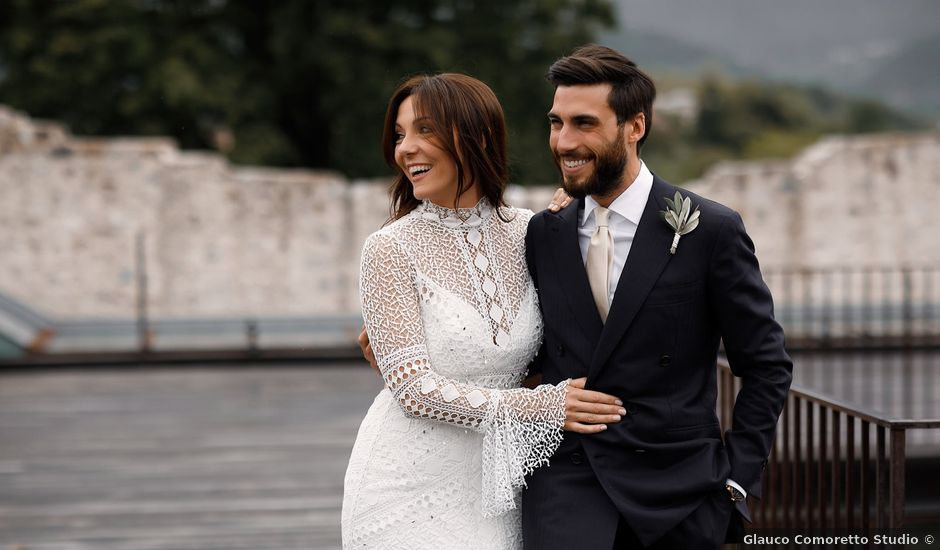 Il matrimonio di Filippo e Eleonora a Cappella Maggiore, Treviso