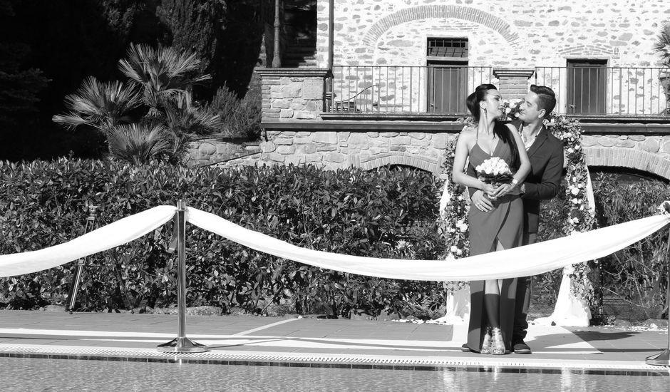 Il matrimonio di Andrea e Nicoleta a Pescia, Pistoia