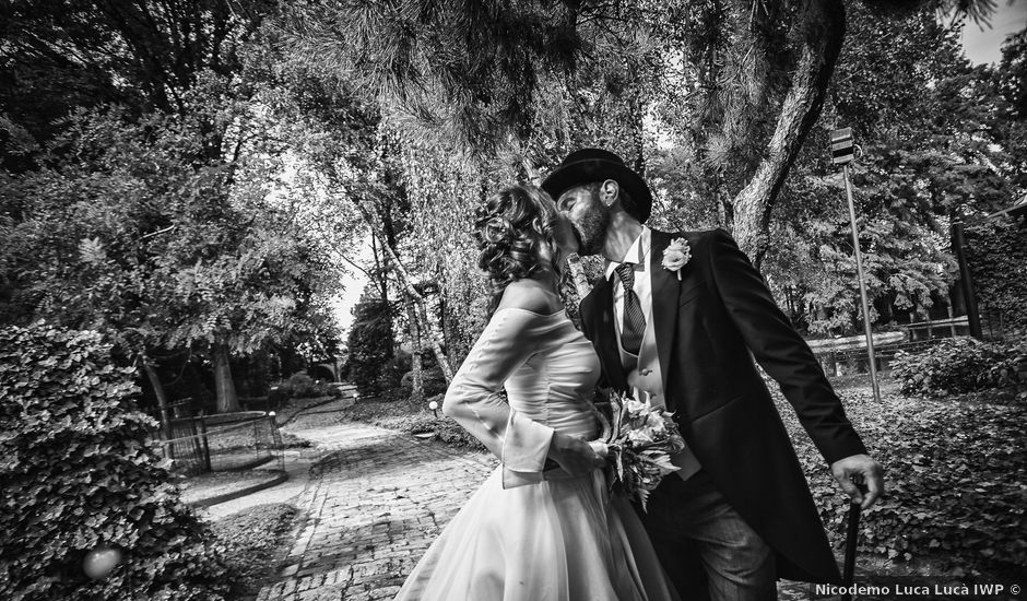 Il matrimonio di Diego e Giulia a Ripalta Cremasca, Cremona