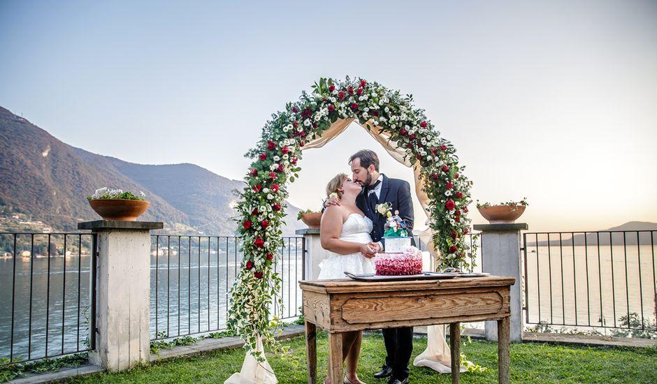 Il matrimonio di Francesco e Chiara a Monte Isola, Brescia