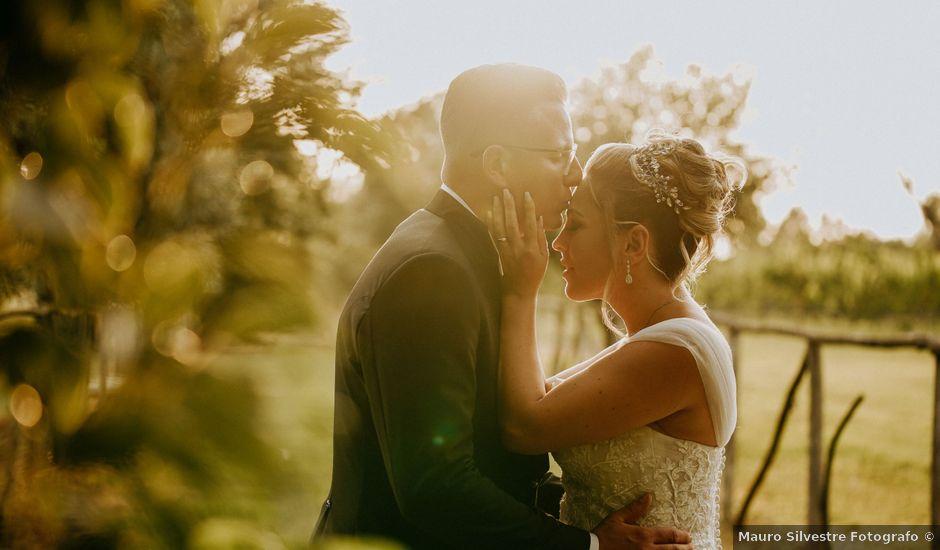 Il matrimonio di Rosaria e Carmine a Cellole, Caserta