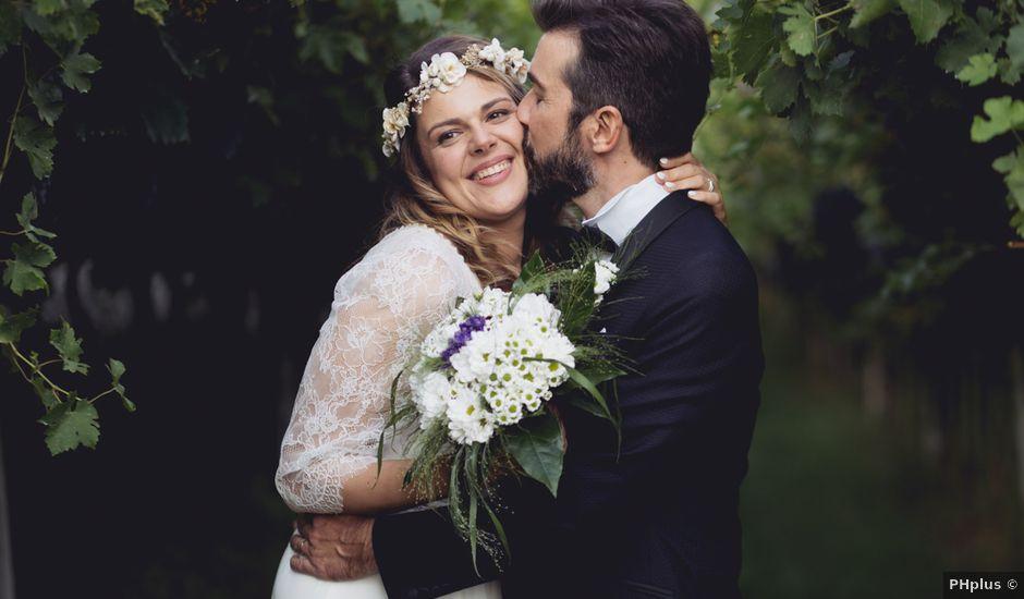 Il matrimonio di Stefano e Sara a Negrar, Verona