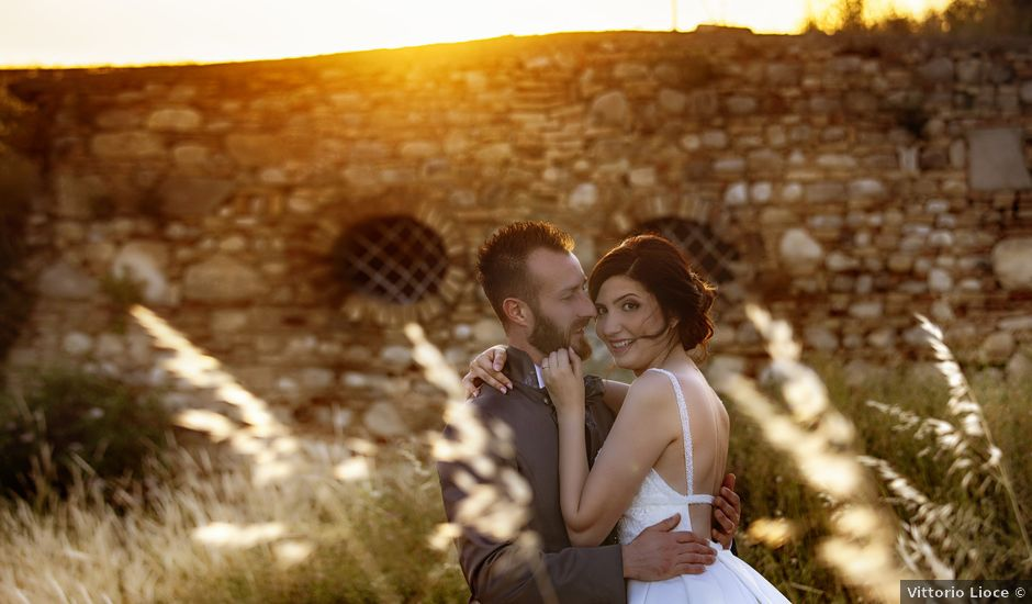 Il matrimonio di Angela e Aldo a Apricena, Foggia