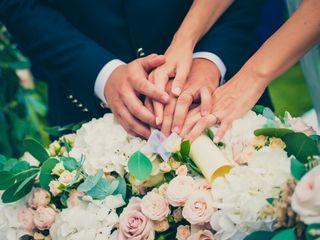 Le nozze di Silvia Helene e Davide