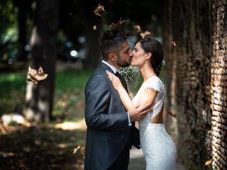 Le nozze di Giorgiana e Luca