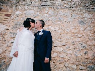 Le nozze di Serena e Antonio 1