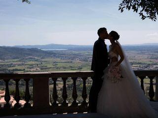 Le nozze di Edoardo e Fabiola