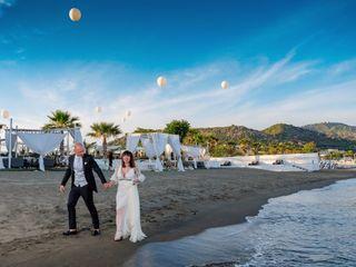 Le nozze di Umberto e Roberta