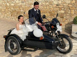 Le nozze di Alina e Giuseppe