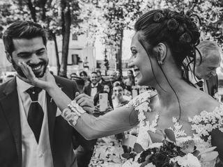 Le nozze di Carlotta Penelope  e Riccardo