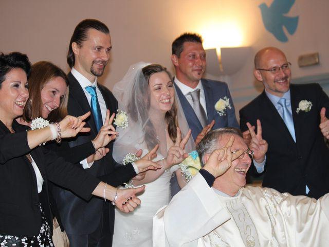 Il matrimonio di Stefano e Chiara a Saronno, Varese 2