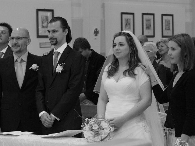 Il matrimonio di Stefano e Chiara a Saronno, Varese 8