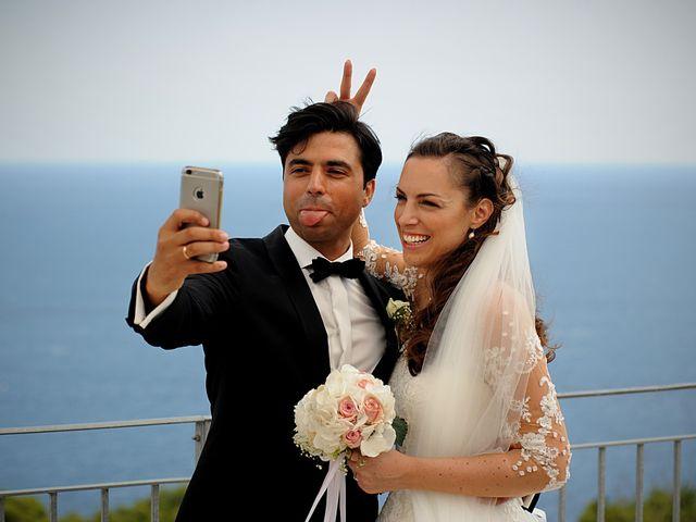 Le nozze di Katharina e Maurizio