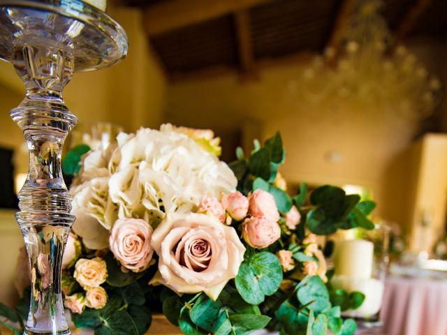 Il matrimonio di Davide  e Silvia Helene a Calci, Pisa 4