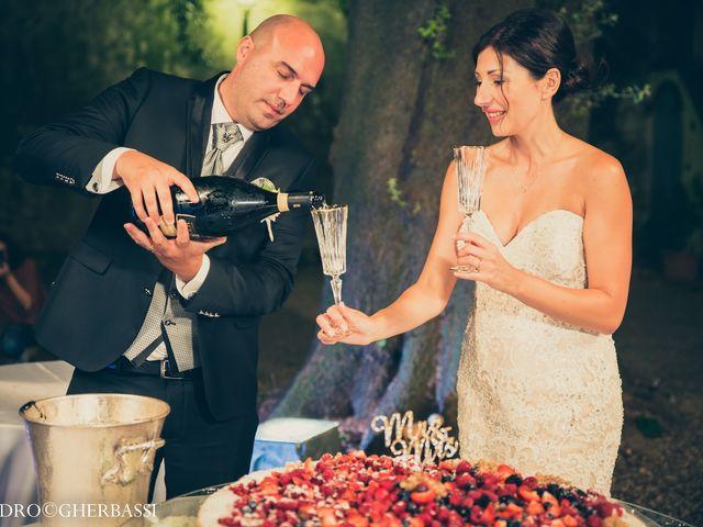 Il matrimonio di Davide  e Silvia Helene a Calci, Pisa 11